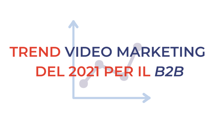 Trend Video Marketing del 2021 per il B2B